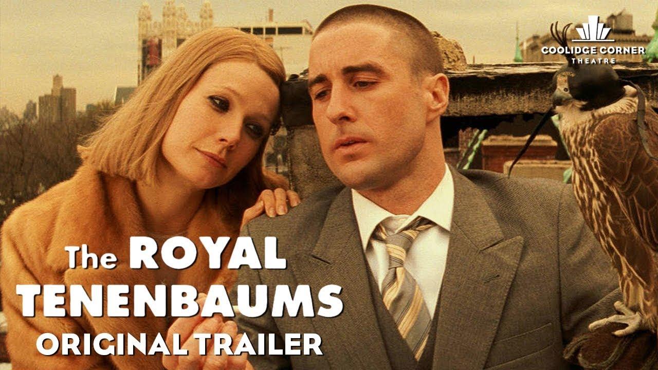Download The Royal Tenenbaums | Original Trailer [HD] | Coolidge Corner Theatre