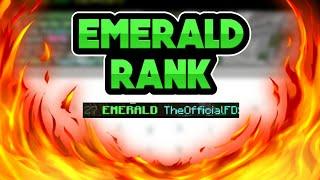 EMERALD RANK!!! | Brokenlens Server | MCPE 1.1.0 |
