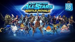 [PS3]Playstation All-stars Battle Royal Review HD