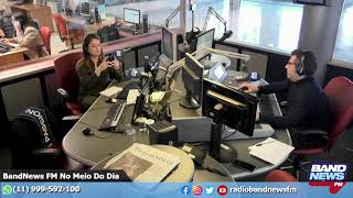 BandNews FM No Meio Do Dia - 10/07/2019