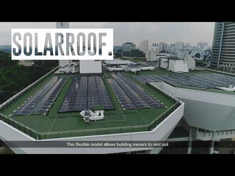 JTClimateAction Ep 1: SolarRoof in 40 seconds
