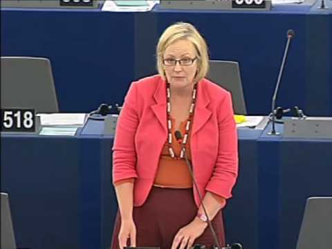 Julie Girling MEP discusses timber products
