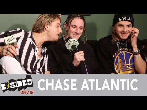 Chase Atlantic Talk 'Phases', Honesty in Songwriting