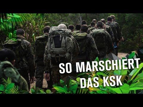 Der Erste Dschungel-Marsch | KSK | Folge 6