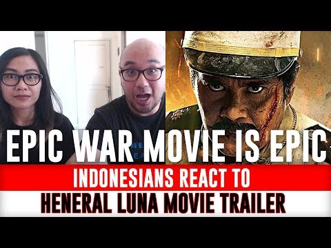 Indonesians React To Heneral Luna (Filipino Epic War/History Movie)