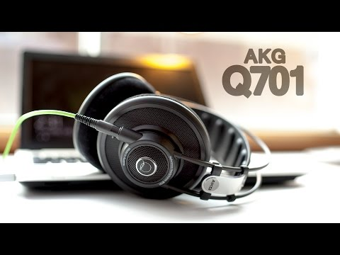 Unique Sound - AKG Q701 Quincy Jones Headphone Review