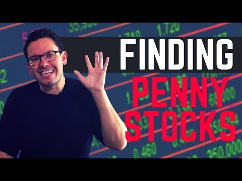 How I Find the BEST Penny Stocks to Trade