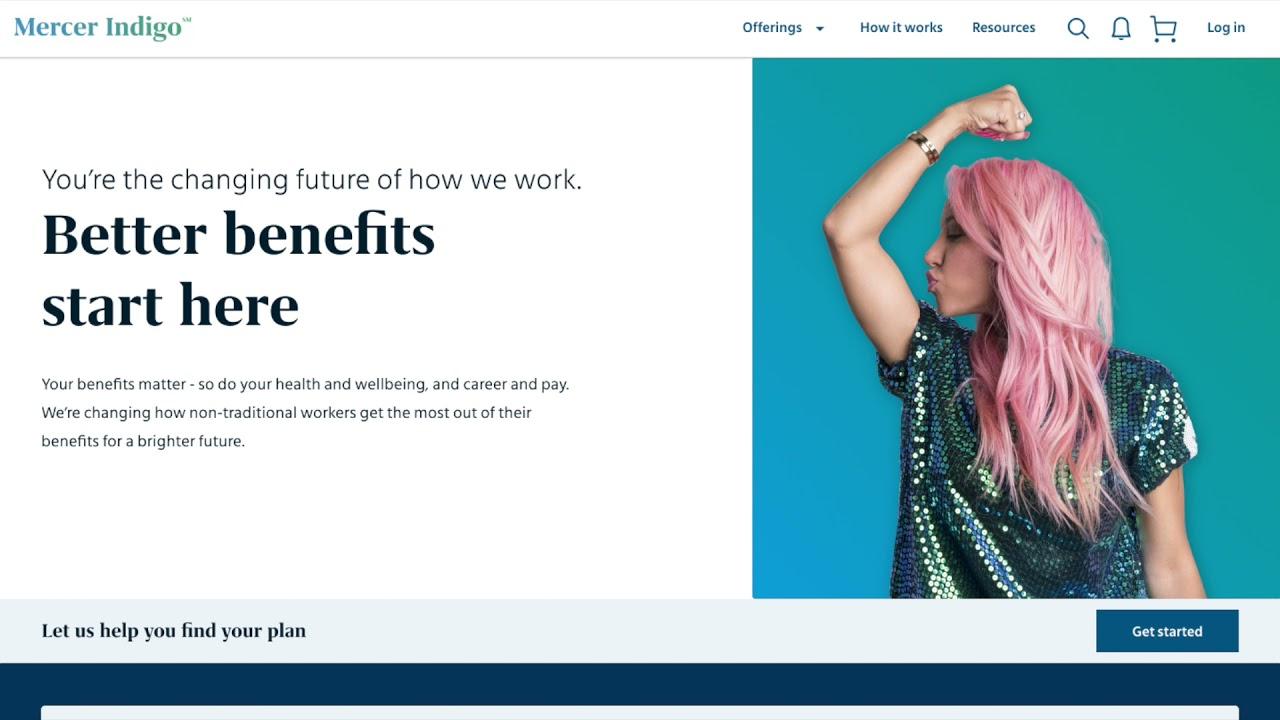 Mercer Indigo: Benefits for your on-demand workers