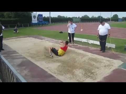 Lawrence Davis Triple Jump, BIG ish Games