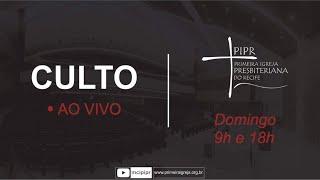 Transmissão ao vivo de PIPR | Culto 22.12.2019 |  Rev. Ronaldo Lidório