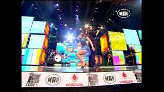 Onirama & Playmen feat. Ελενα Παπαρίζου - Φυσικά μαζί/Together Forever (VMA 2010)