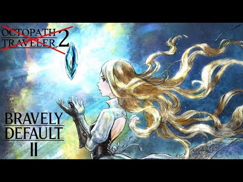 Bravely Default 2 - Quick Review From The Octopath King