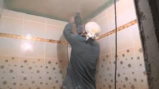 Монтируем подвесной потолок, ч.1(В этом ролике показано,как собрать металлический,подвесной каркас,для крепления на нем сайдинга.Ролик..., 2013-12-08T10:53:35.000Z)