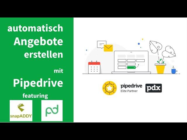 Daten erfassen und automatisiert Angebote erstellen