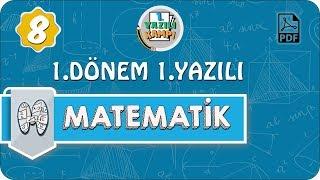 8.sınıf Matematik | 1.dönem 1.yazılıya Hazırlık