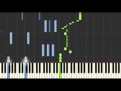 Different Heaven & EH!DE - My Heart | Synthesia Piano Tutorial