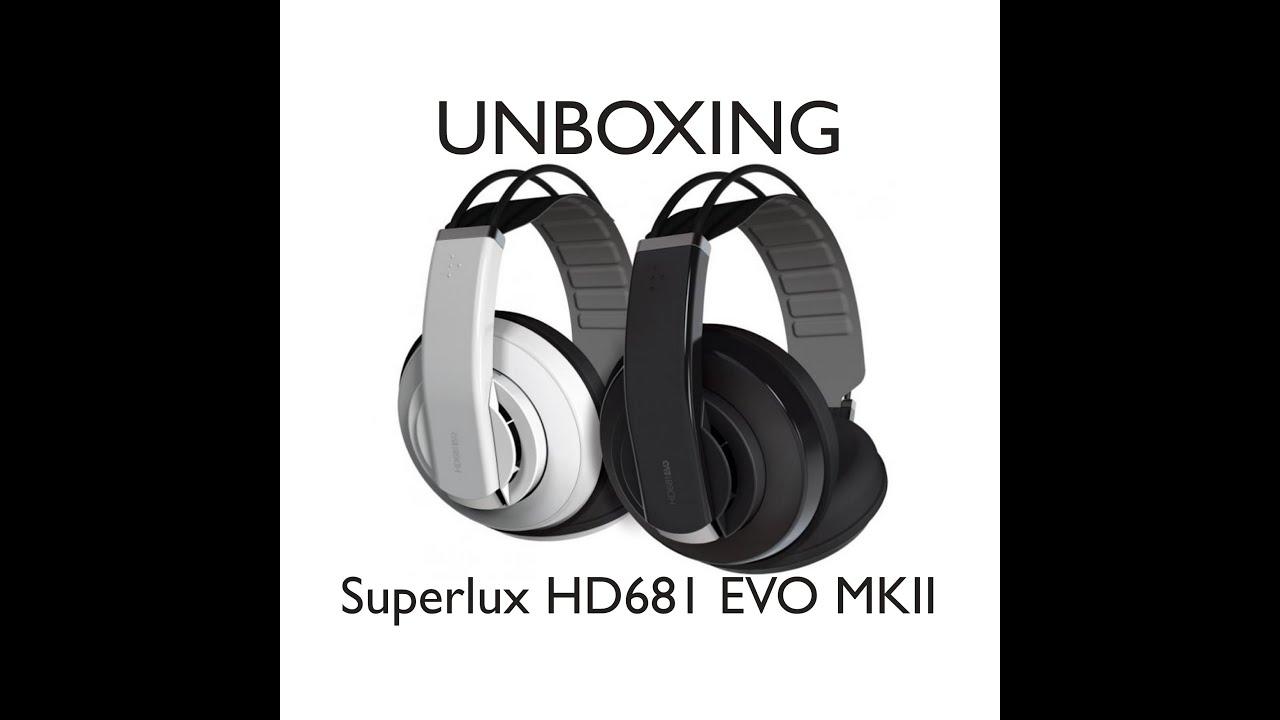 Superlux Hd681 Evo