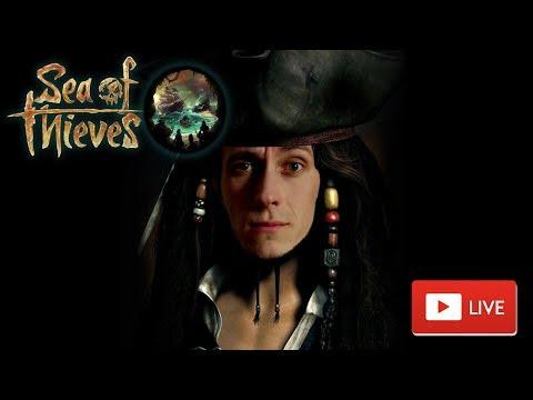 Sea of Thieves 🏴☠️🏝️ [LIVE] #03 Hinkelbein auf hoher See! [Cam] German/Deutsch