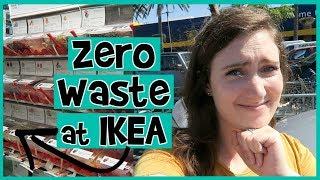 Zero Waste Food At Ikea!!! // Sustainable Living