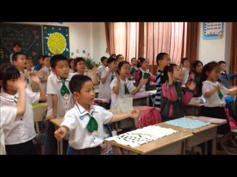Teaching English in Shanghai: Daily Life & Chinese New Year