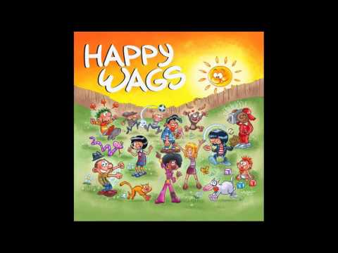 Happy Wags - The Lion, The Snake and the Monkey