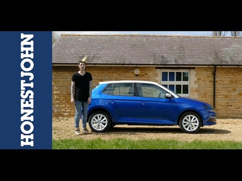 Skoda Fabia Review: 10 things you need to know