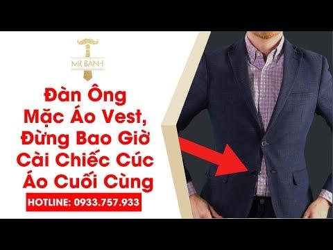 Đàn Ông Mặc Áo Vest, Đừng Bao Giờ Cài Chiếc Cúc Áo Cuối Cùng