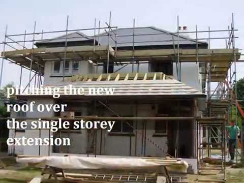 How to Build a Two Storey Extension in Wilmington, Kent ON TIME AND ON BUDGET!!!