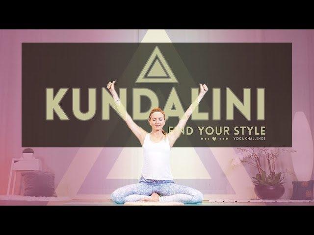 Easy Kundalini Yoga Practice For Beginners 30 Min Kriya Poses Breath Of Fire Meditation Youtube