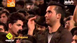 Majliss de l'Imam Houssain, Qom - Iran | جواد مقدم محرم 92