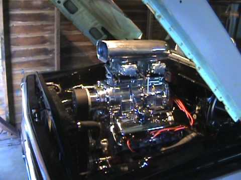 1967 Ford F100 >> blower motor 1967 ford truck 10.98 @124mph - YouTube