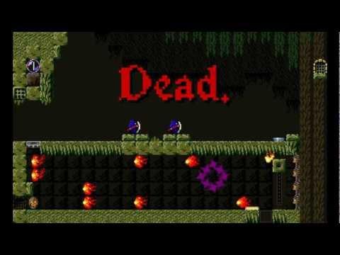 Escape Goat - Misbegotten Mendelevium Mine, Blind Playthrough Part 1