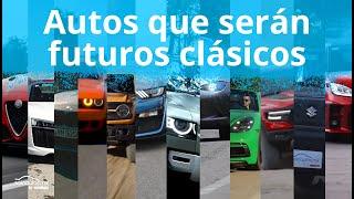 13 autos que serán futuros clásicos - Análisis