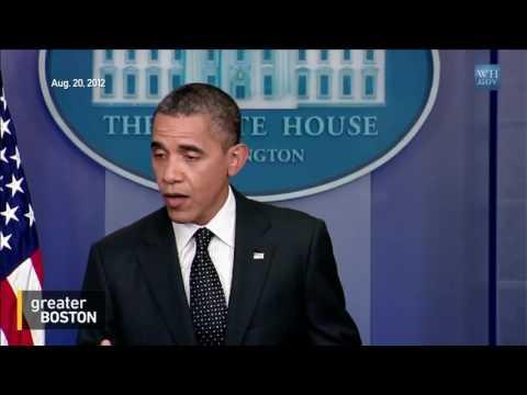 Nicholas Burns Talks Presidential Politics & The World Today