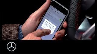 Mercedes-Benz Voice Control - How to get.