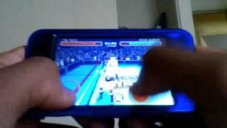 WWE Legends of wrestlemania iphone app gameplay (HD)