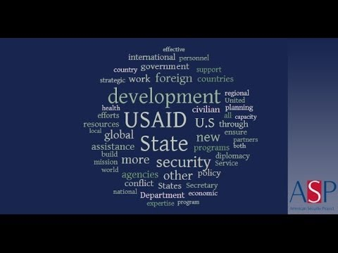 The 2014 Quadrennial Diplomacy and Development Review: A Blueprint for State and USAID