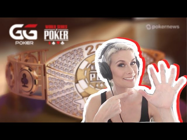5 Things You Don't Know About the WSOP Online at GGPoker