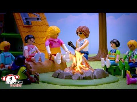 Johnny and Jasmine Spooky Campfire Story Ep. 79