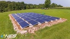 Solar Installation in Marcellus, NY