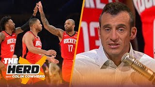 Rockets win against Lakers last night was a win for analytics — Doug Gottlieb   NBA   THE HERD