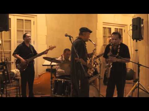 A STAR-STUDDED NIGHT OF JAZZ - Hawaii State Art Museum (7-6-2012)