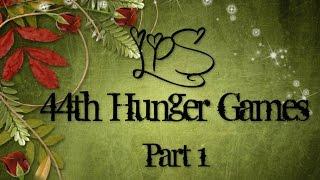 LPS: The 44th Hunger Games; Part 1 - Cornucopia Bloodbath