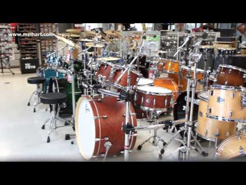 Melhart Music Center - Drumset