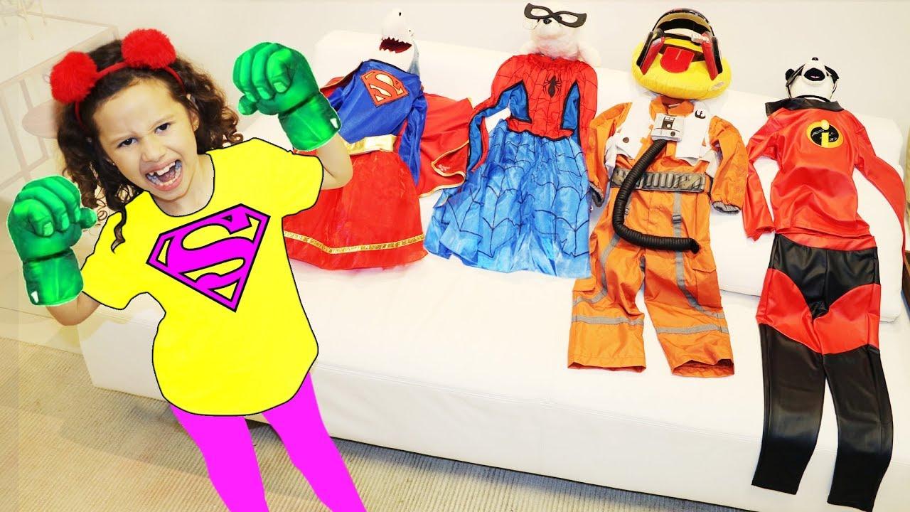 Valentina se torna um Super-herói em Missão de resgate