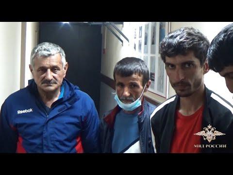 В Дербенте ФСБ и МВД задержали наркоторговцев