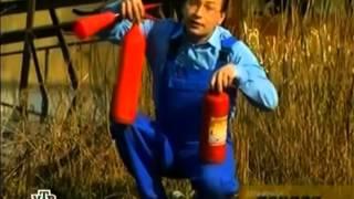видео Автомобильный огнетушитель