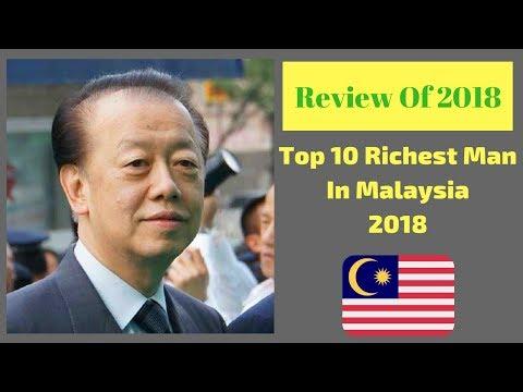Siapakah Lelaki Terkaya Di Malaysia Letest Review Of 2018 Youtube