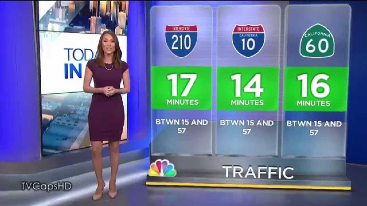 Holly Hannula 2015 07 23 Today In L A Nbc Hd Youtube