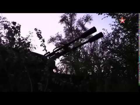 Война в Украине. ДНР сбивает беспилотник ВСУ